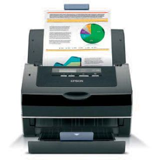 Epson GT-S80N Dokumentenscanner 600x600dpi + Software USB2.0