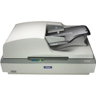 Epson GT-2500N Dokumentenscanner 1200x1200dpi + Software USB2.0