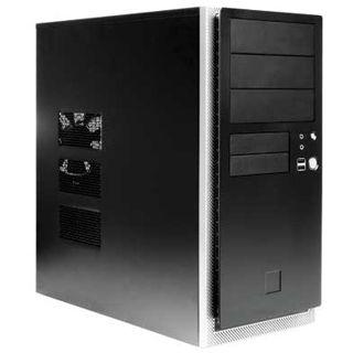 Antec New Solution NSK-4000B II Midi Tower ohne Netzteil schwarz