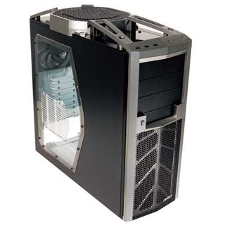 ATX Antec Gamer Case Six Hundred Midi Tower o.NT Schwarz/Grau