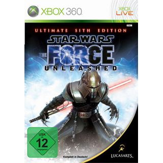 Star Wars - The Force Unleashed - Sith Edition (XBox360)