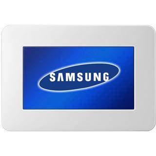 "7,0""(17,78cm) Samsung Digitaler Fotorahmen SPF-71ES 480x234 1024MB Weiß"