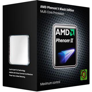 AMD Phenom II X4 Black Edition 965 4x 3.40GHz So.AM3 BOX