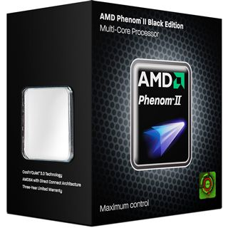 AMD Phenom II X4 Black Edition 965 4x 3.40GHz So.AM3 BOX