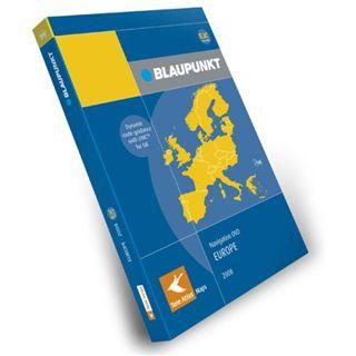 Tele Atlas VDO Dayton Navigation Europe DVD 2009/2010
