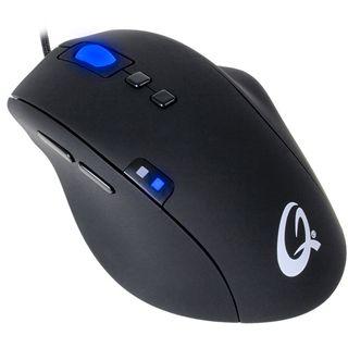 QPad 5K USB schwarz (kabelgebunden)
