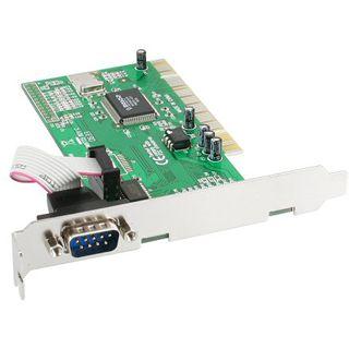 InLine Serielle Schnittstelle 1port PCI
