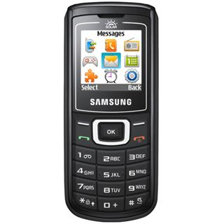 Samsung E1107 Solar black