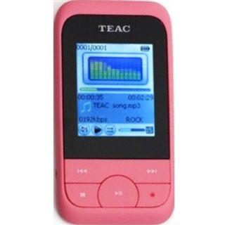 4GB Teac MP3 Player Video pink