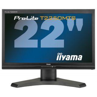 "21,5"" (54,61cm) iiyama ProLite T2250MTS-B schwarz 1920x1080 1xVGA/1xDVI"