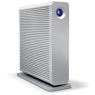 "2000GB LaCie d2 Quadra v.2.1 301500EK 3.5"" (8.9cm) eSATA/Firewire/USB 2.0 silber"