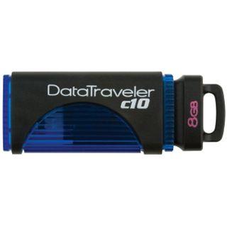 8GB Kingston DataTraveler C10 blau USB 2.0