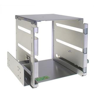 Lian Li EX-33A3 HDD-Rack silber
