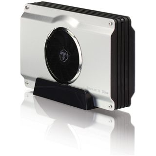"""1000GB Transcend StoreJet 35 Ultra TS1TSJ35U 3.5"""" (8.9cm) eSATA/USB 2.0 weiss/schwarz"""