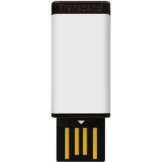 4 GB Transcend JetFlash T5 rot/schwarz USB 2.0