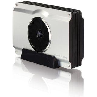 "1500GB Transcend StoreJet 35 Ultra TS15TSJ35U 3.5"" (8.9cm) USB 2.0 silber/schwarz"