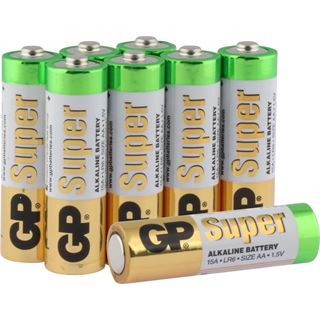 GP Batteries Batterie GP Alkaline AA