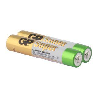 GP Batteries Batterie GP Alkaline AAAA