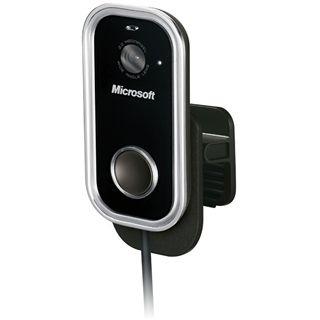 Microsoft Web Kamera LifeCam Show 0.5 MPixel 800x600 Schwarz USB 2.0