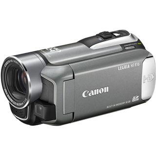 Canon Legria HF R16 SD-Camcorder Silber