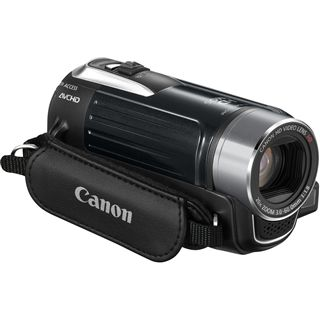 Canon Legria HF R16 SD-Camcorder Schwarz
