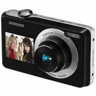 Samsung PL100 Digitalkamera Schwarz