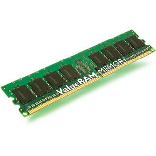4GB Kingston ValueRAM DDR2-800 regECC DIMM CL6 Single