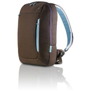 "Belkin Notebook Backpack Rucksack 15.6"" (39,6cm) schoko/turmalin"