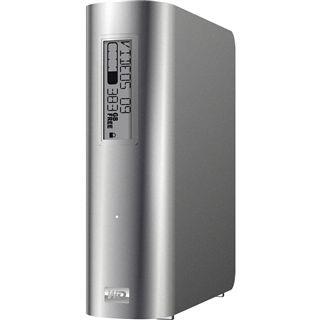 "HDE 2000GB WD My Book Studio Edition 3.5"" (8.89cm) Silber USB2.0/Firewire"