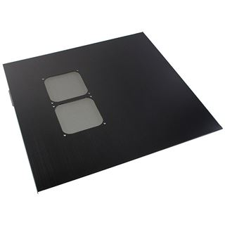 Lian Li W-LF1LB-2 Seitenteil 2x140mm FAN schwarz