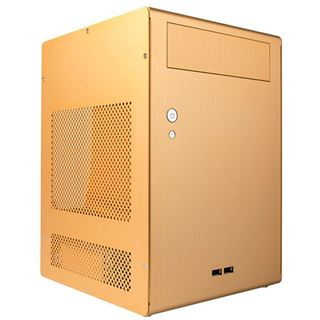 ITX Lian Li PC-Q07G gold