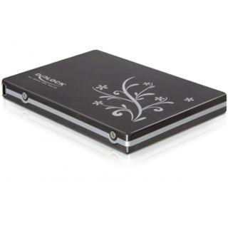 "Delock 42470 2.5"" (6,35cm) USB 2.0 schwarz"