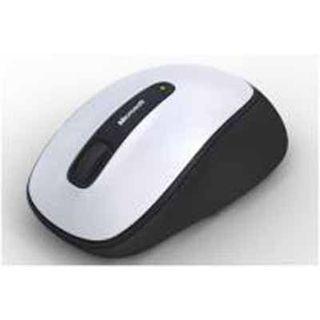 Microsoft Mouse 2000 USB schwarz/weiß (kabellos)