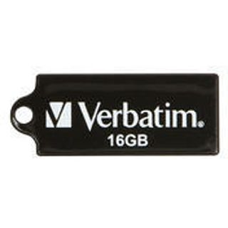 16 GB Verbatim Store `n` Go Micro schwarz USB 2.0