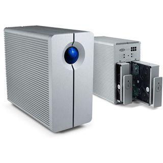"2000GB LaCie 2big Quadra Enterprise 301382EK 3.5"" (8.9cm) eSATA/Firewire/USB 2.0 alu"