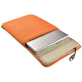 LaCie Coat Laptop Case 43,2cm (17 Zoll) orange