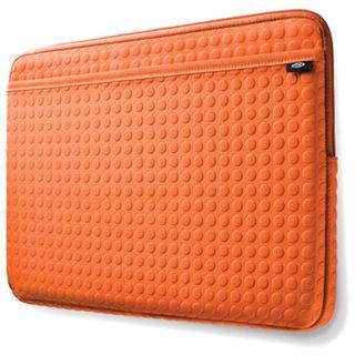 LaCie Formoa Laptop Case 43,2cm (17 Zoll) orange