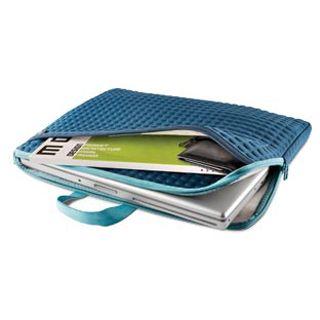 LaCie Formoa Laptop Case 43,2cm (17 Zoll) blau