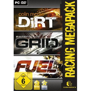 Racing Megapack - GRID, DIRT, FUEL (PC)