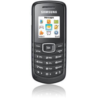 Samsung E1080 schwarz