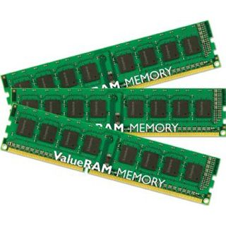 12GB Kingston ValueRAM DDR3-1066 regECC DIMM CL7 Tri Kit