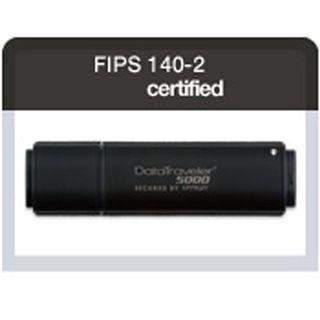 4 GB Kingston DataTraveler 5000 blau USB 2.0