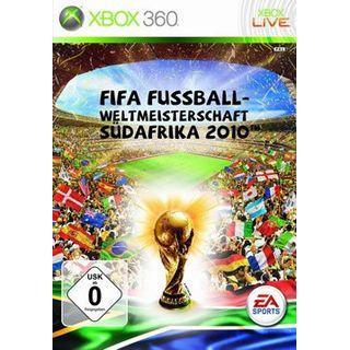 FIFA Football - Weltmeisterschaft 2010 Südafrika (XBox360)