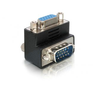 Delock VGA Adapter ST/Bu rechts