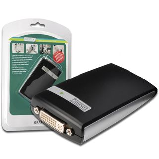 Digitus USB Grafik Adapter, DVI