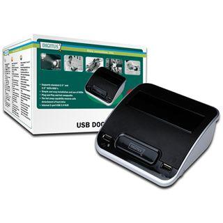 Digitus HDZub GEHW Docking Station mit USB Hub