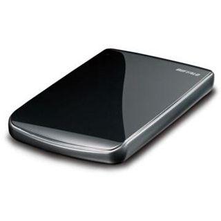 """640GB Buffalo MiniStation Lite 2.5"""" (6.35cm) Schwarz USB3.0"""