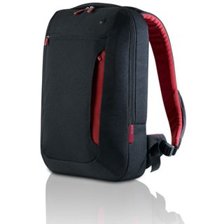 "Belkin Notebook Rucksack 15,6"" (39,62cm) Schwarz/rot"