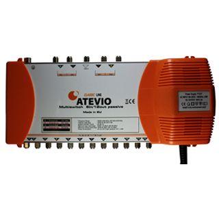 Atevio Multischalter Classic-Line 5/12
