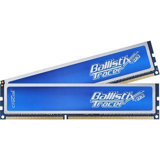 4GB Crucial Ballistix Tracer DDR3-1333 DIMM CL7 Dual Kit